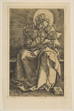 The Virgin Nursing the Christ Child, copy.n.d. Creator: Unknown.