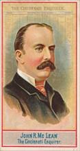 John R. McLean, The Cincinnati Enquirer, from the American Editors series