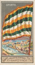 Oporto, from the City Flags series