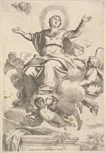 The Assumption of the Virgin. Creator: Carlo Maratti.