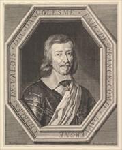 Charles de Valois, duc d'Angouleme. Creator: Jean Morin.