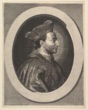 Saint Charles-Borromee, cardinal et archeveque de Milan. Creator: Jean Morin.