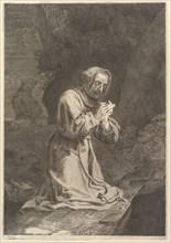 St. Francis of Assisi. Creator: Nicolas Bazin.