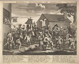 Hudibras Encounters the Skimmington
