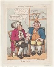 Doctor, September 10, 1799.