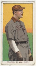 Williams, St. Louis, American League, from the White Border series