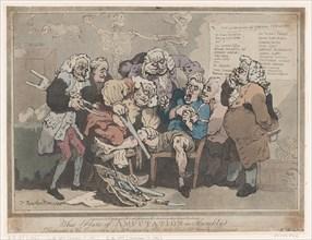 Amputation, February 17, 1786.