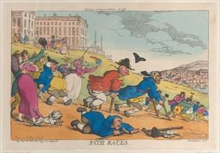 Bath Races, November 20, 1810.