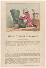 The Apothecary's Prayer!!