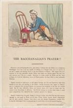 The Bacchanalian's Prayer!!