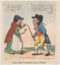 The Irish Baronet and his Nurse