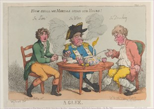 A Glee, March 1, 1808.