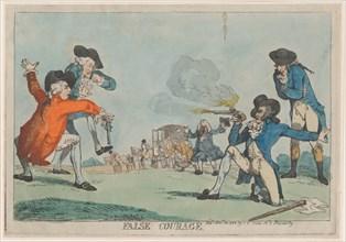 False Courage, November 22, 1788.