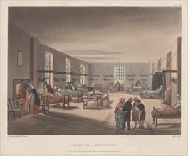 Hospital, Middlesex, April 1, 1809.