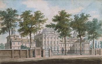 The Pennsylvania Hospital, Philadelphia, 1811-ca. 1813.