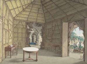 Dining Room, Villa Barbaja, Naples, 1800-1870.