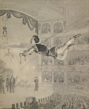 Trapeze Artist, late 19th century.
