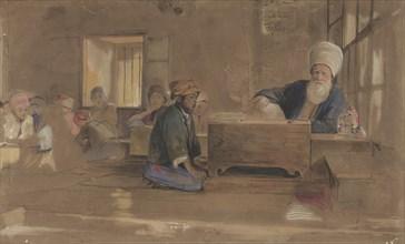 Arab School, 1841-51.