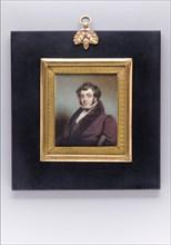Frederick Gore King, ca. 1827.