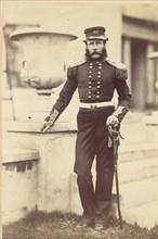 Brevet Lieutenant Colonel Cure, 1856.