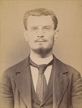 Toesca. Calixte. 28 ans, Tour de Breuil (Alpes-Mar.). étudiant en médecine. Association de malfaiteurs. 27/2/94, 1894.