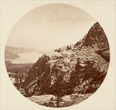 Donner Lake. C. P. R. R, ca. 1878.