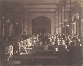 The Refectory of the Imperial Asylum at Vincennes, 1858-59.