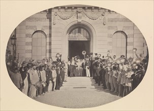 [The 15th of August. Imperial Asylum at Vincennes], 1858.