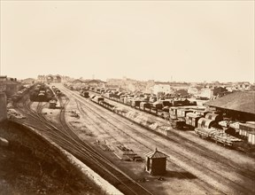 Marseille, late 1850s (?).