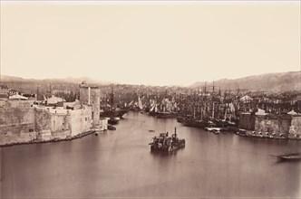 Marseille, ca. 1860.