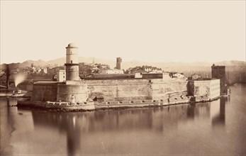Marseille, ca. 1861.