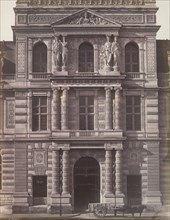 [Imperial Library of the Louvre], 1856-57.