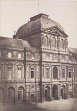 Pavillon de l'Horloge, Louvre, 1852-53.