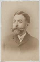 Bust-length Portrait of Thomas Nast, ca. 1888.