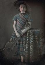 Elizabeth Michael Howell, 1855-59.