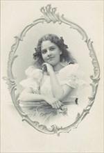 Mrs. Alice Raphael, 1890s.