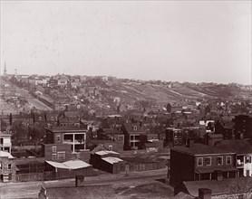 Richmond, Virginia, 1865. Formerly attributed to Mathew B. Brady.