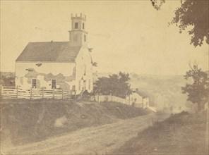 Lutheran Church, Sharpsburgh, Maryland, September 1862, 1862.