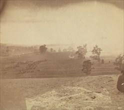 [Antietam Battlefield], 1862.