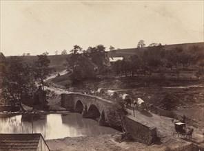Antietam Bridge, On the Sharpsburgh and Boonsboro Turnpike, No. 3, September 1862, 1862.