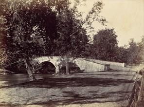 Burnside Bridge, Across the Antietam, near Sharpsburg, No. 1, September 1862, 1862.