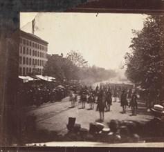 [Grand Army Review, Pennsylvania Avenue, Washington], May 23 or 24, 1865.