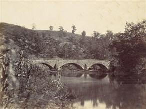 Antietam Bridge, On the Sharpsburg and Boonsboro Turnpike, No. 1, September 1862, 1862.