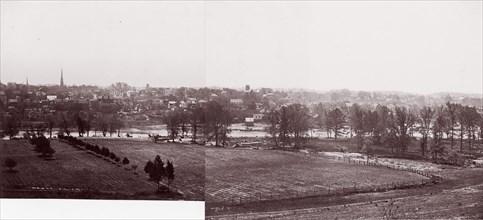 Petersburg, 1864. Formerly attributed to Mathew B. Brady.