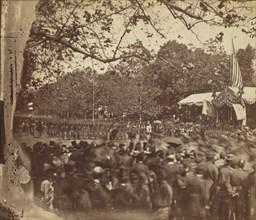 [Grand Army Review, Washington, D.C.], May 1865.