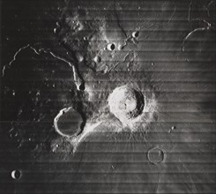 Crater Aristarchus, Schroter's Valley, and Vicinity, 1967.