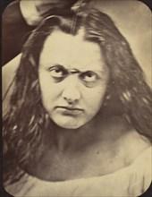 Figure 83: Lady Macbeth, ferocious cruelty, 1854-56, printed 1862.