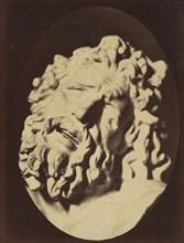 Figure 71: Same head as in Plate 70, 1854-56, printed 1862.