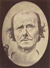 Figure 21: Painful recollection and recollection or calling something to mind , 1854-56, printed 1862.