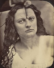 Figure 81: Lady Macbeth, moderate expression of cruelty, 1854-56, printed 1862.